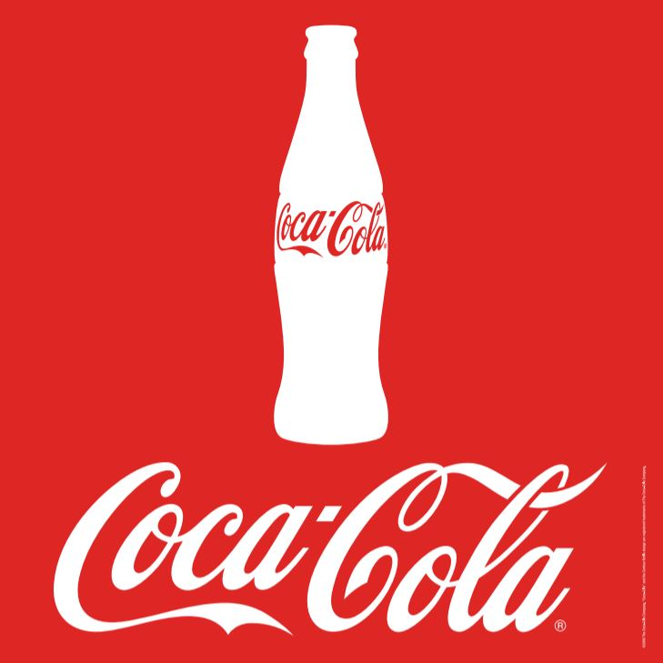 coca cola 2018 logo